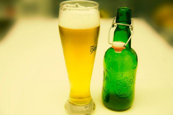 Cerveza casera. Pale Ale. RECETA FÁCIL.