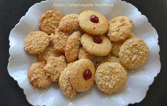 Αμυγδαλωτά μπισκότα από το Βενεράτο Ηρακλείου - cretangastronomy.gr