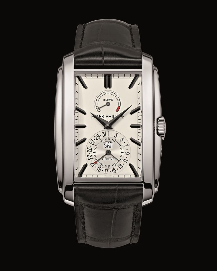 Patek Philippe Gondolo 8 Days, Day & Date watch by Patek Philippe