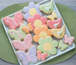 como fazer biscoitos decorados passo a passo