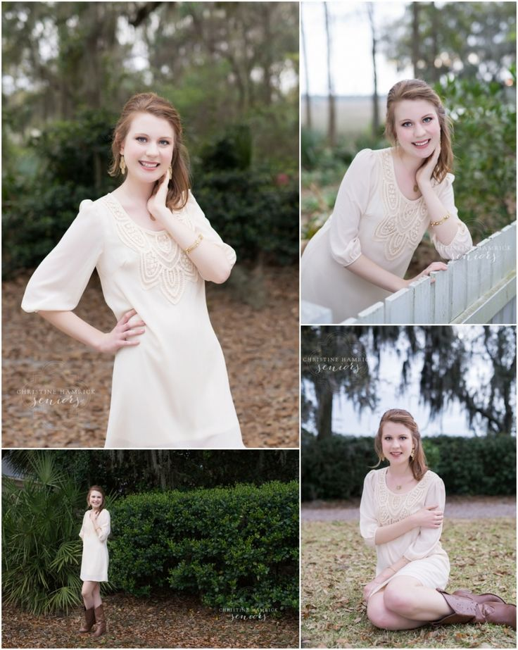 Wando High School Class of 2016 | Christine Hamrick Photography | Charleston, SC  #charlestonseniorphotographer #charlestonseniorphotography