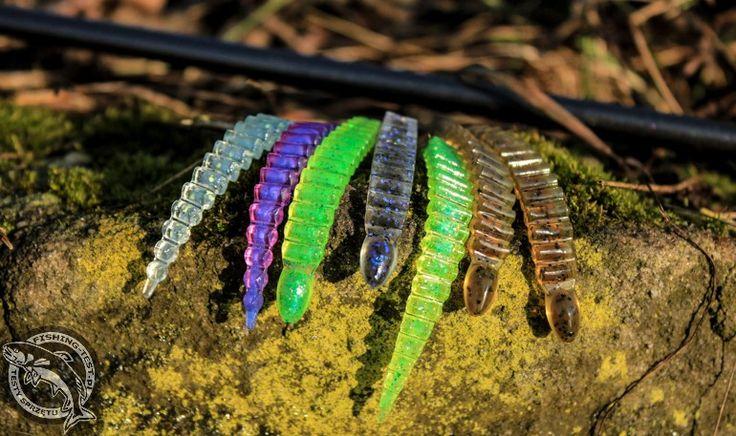 Keitech Custom Leech #wędkarstwo #przynęty #gumy #softlures