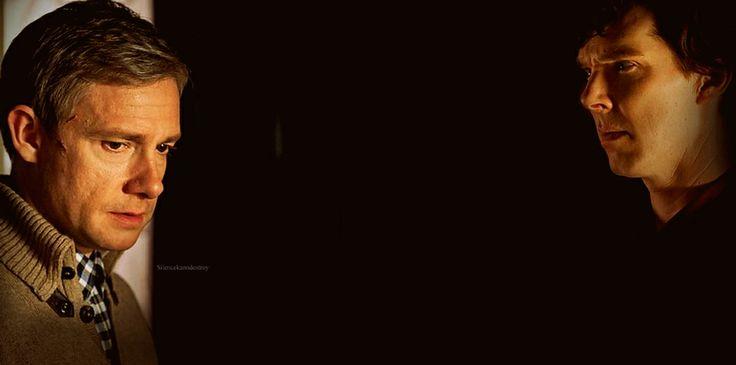 #SherlockLives  BBC Sherlock  Photo edition SilenceKannDestroy