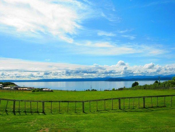 Lake Taupo New Zealand  #village #lake #taupo #zealand