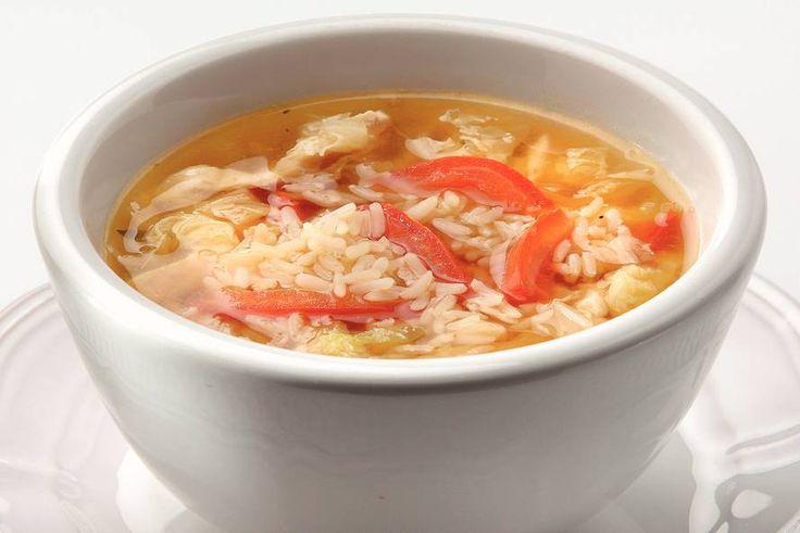 Kippensoep met Chinese kool - Recept - Allerhande