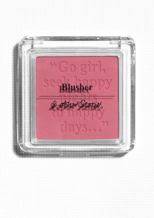 & Other Stories image 1 of Blusher in Dimity Pink