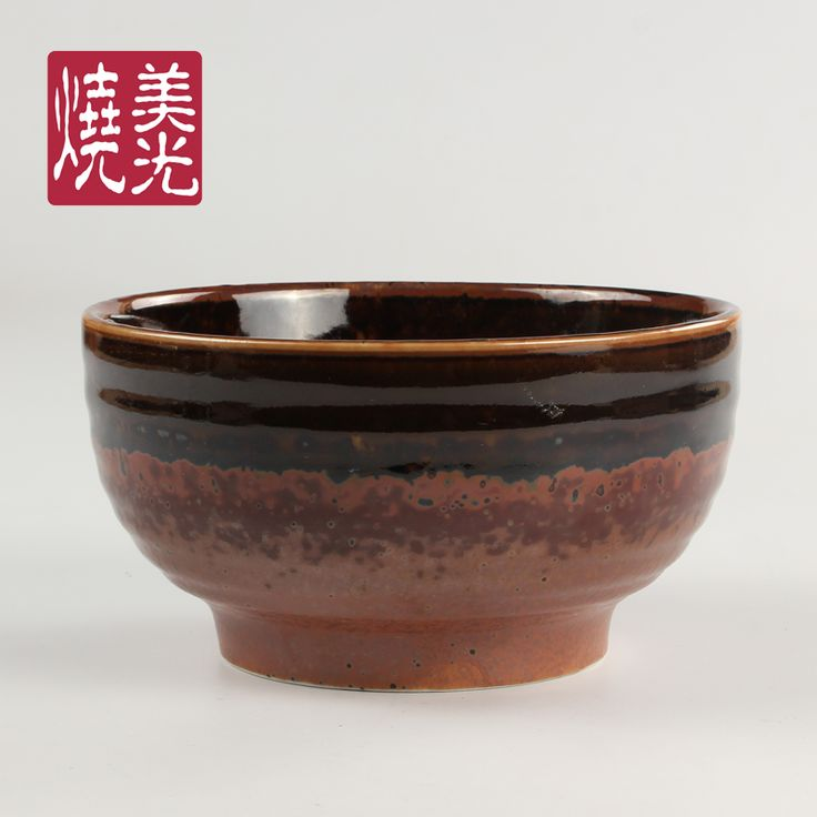 Japanese restaurant tableware&ceramic noodle bowl E572-B-0076  Size: diameter 6.5 inch