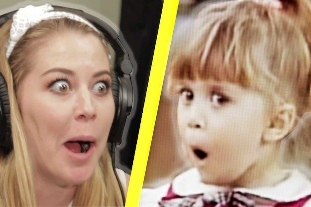 '90s Kids Watch Full House For The First Time And Can't Believe Their Eyes
