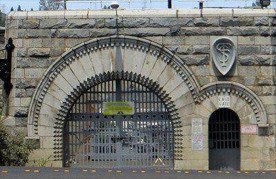 Folsom Prison East Gate, Folsom California - Gates of Distinction ...