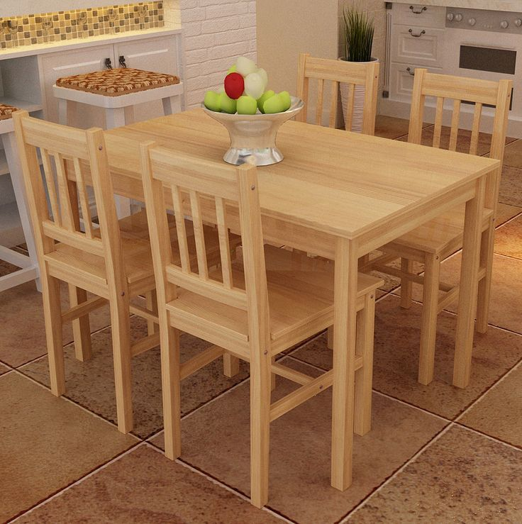 + best ideas about Wooden dining set on Pinterest  Dining room
