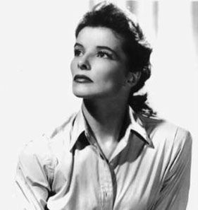 Kate Hepburn- all time favorite actress
