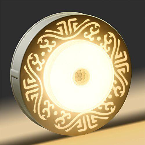 Battery Powered Motion Sensor Night Light,Warm White LED,Stick for Closet Hallway Stairs Bathroom Bedroom,Phoenix Design, Energy Efficient,1-Pack #Battery #Powered #Motion #Sensor #Night #Light,Warm #White #LED,Stick #Closet #Hallway #Stairs #Bathroom #Bedroom,Phoenix #Design, #Energy #Efficient, #Pack