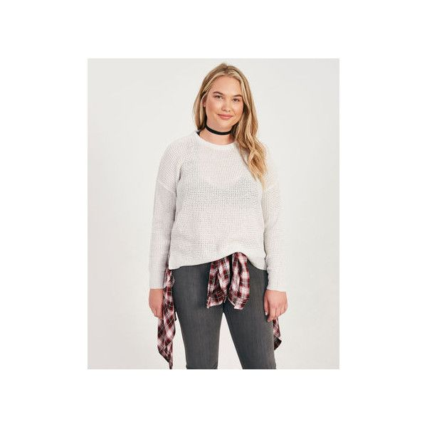 Trendy Plus Size Crop Tops & Blouses | Wetseal.com ❤ liked on Polyvore featuring tops, blouses, cut-out crop tops, plus size crop tops, plus size dressy tops, crop top and plaid blouse