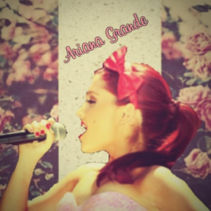 Ari Grande! love this girl