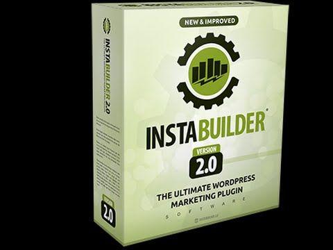 Catalogo instabuilder2.0 Más info: http://mistertrufa.net/aulamarketing/instabuilder-esp-cv