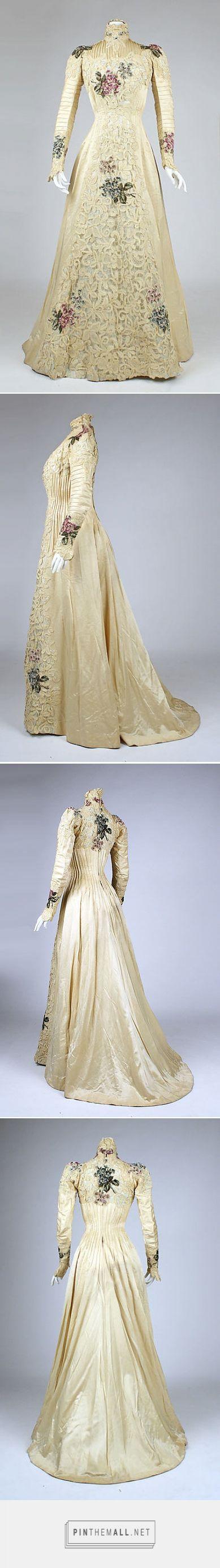 Dress ca. 1900 American | The Metropolitan Museum of Art