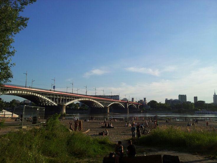 Warsaw summer