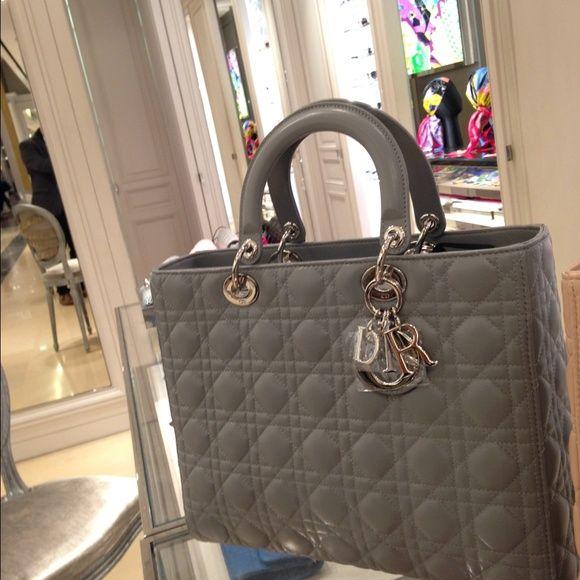 Сумки Диор Dior: купить женские копии Леди Диор Lady