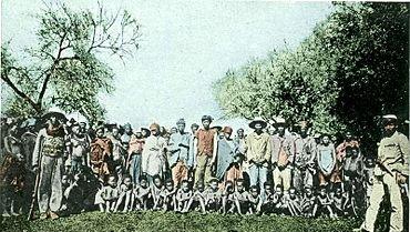 Aufstand der Herero und Nama – Wikipedia