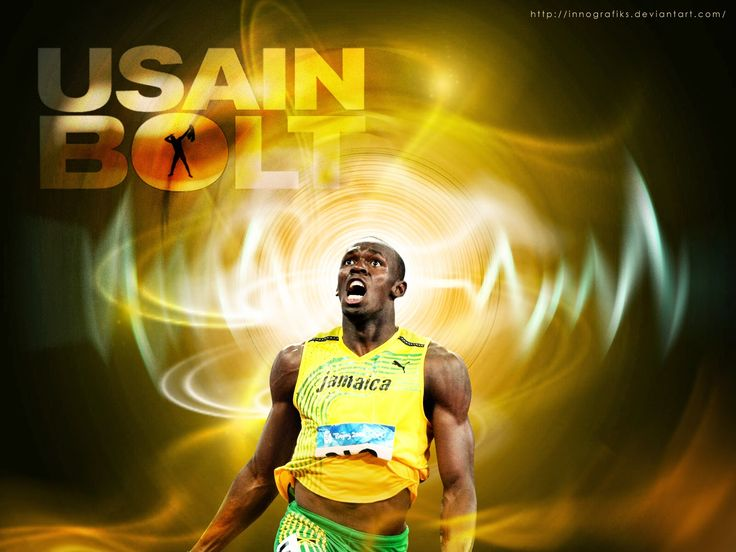 Usain Bolt My Story 958 Being the Worlds Fastest Man