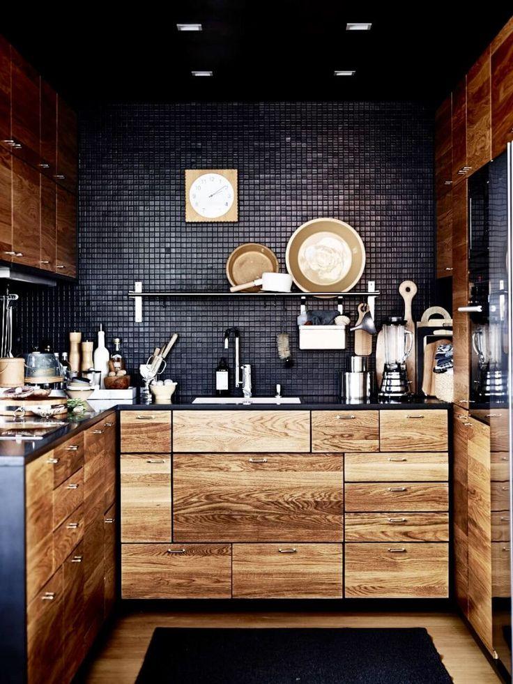 17 meilleures id es propos de cr dences sur pinterest Faut il aligner meubles cuisine