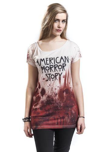 Blood Rain - T-Shirt von American Horror Story