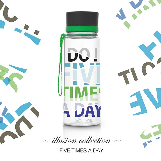 Fivetimes a day ILLUSION by myEQUA, via Flickr