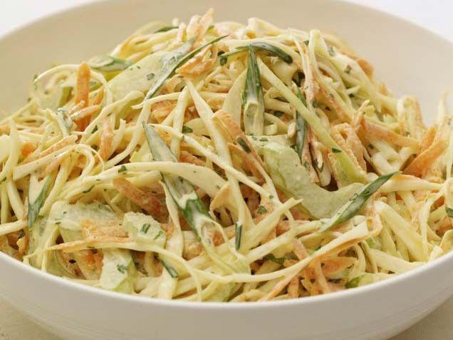 Coleslaw summer salads sides barbecue side dish