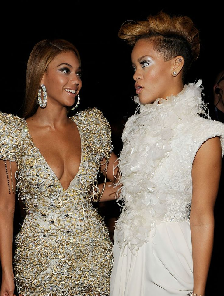 "Rihanna and Beyoncé have been pitted against each other in the media for quite some time now and fans recently sparked a Twitter debate over the two after the ""Work"" singer reportedly threw subtle shade at Queen Bey."
