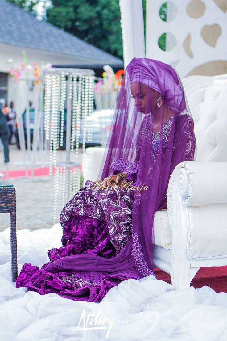 Farida Salisu Yusha U Abubakar Sani Aminu Budan Kai Hausa Muslim Nigerian Wedding Atilar Traditional Wedding Attire African Wedding Dress African Bride