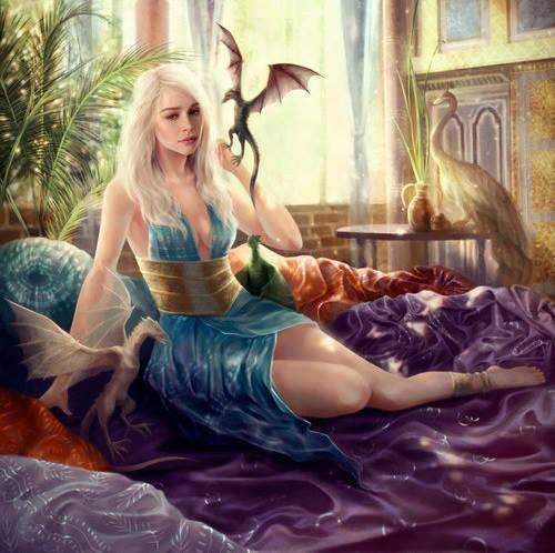 kalise game of thrones - Pesquisa Google