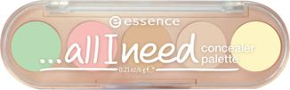 …all I need concealer palette 10 cover it all - essence cosmetics