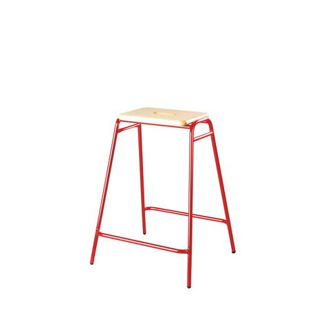 Deadgood - Working Girl Bar Stool - Red  sc 1 st  Pinterest & 22 best barstools images on Pinterest | Kitchen stools Bar stool ... islam-shia.org