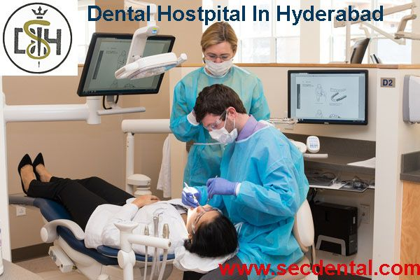 Are you looking for best dental hospitals??? Secunderabad dental hospital is a best dental hospital in Hyderabad city here to get all dental services and also get the different dental surgeries with best dentists at the affordable price. It located at Secunderabad and to know more information on this hospital come to us or just visit as secdental.com. For booking an appointment, call us 040 - 27844043, 66339096.