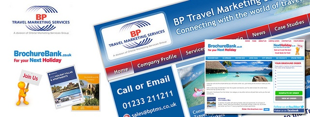 Website and online brochure   ordering design and build for a tourism company.     DiscoverHow thousands of our people have picked WordPress  http://hbb6.com/WebSiteDesign