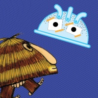 Before you see the show, meet Grug and create a friend for him with this Family Activity inspired by the production. #newvic #kids #activities #family