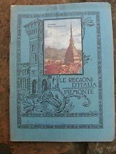 quaderno elementari con le regioni d'italia