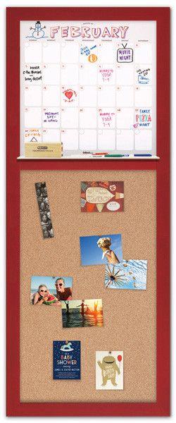 "Dry Erase Calendar 23 1/2"" x 60"""