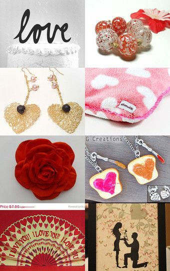 LOVE <3 by Annie on Etsy--Pinned with TreasuryPin.com