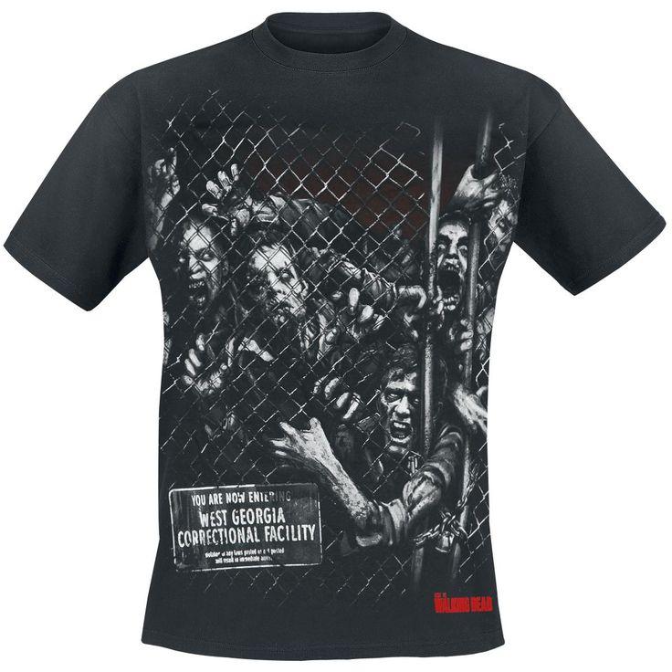 Zombies Camiseta por Walking Dead, The $19.99 € en EMP... la mayor tienda online de Europa de Merchandising oficial de bandas de Metal, Hard Rock , Heavy, Ropa Gótica , Punk y todo lo que te hace falta para vivir el Rockstyle en toda su dimensión. EMP Rock Mailorder España
