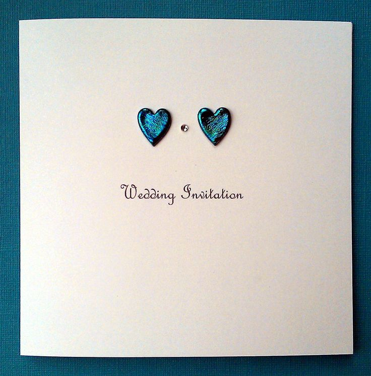 Diy Wedding Invitation From Inclinations Handmade Stationery