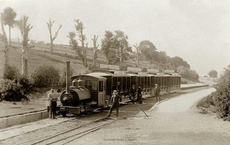 Sorento tramway.