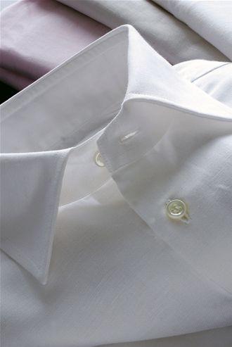 Shirt in Linen, White Colour, Men's, Shirt Tailor, for the Summer - $149
