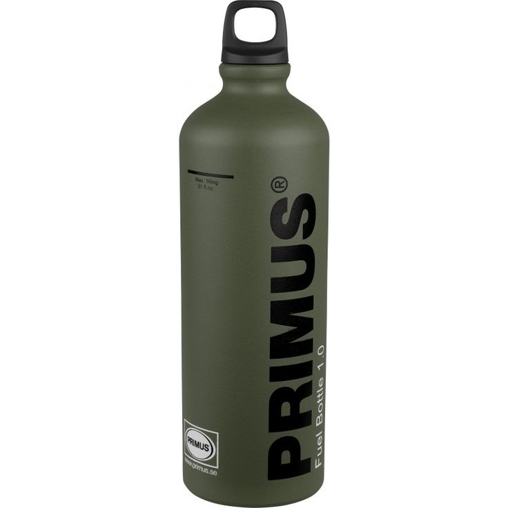Fuel Bottle - Forest green 1.0 L