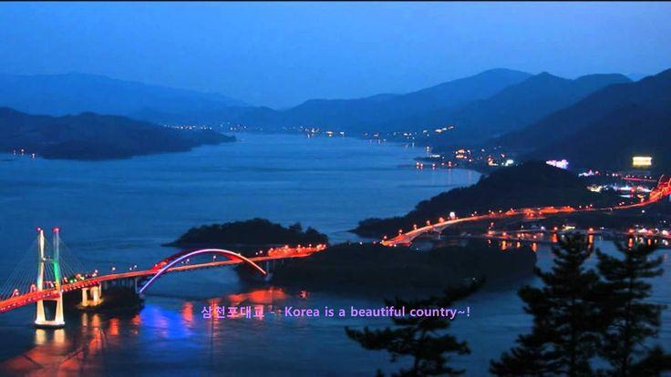 [k-pop] 윤태규 - 마이웨이(My Way) - 삼천포 대교 이미지[HD]