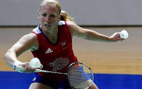 Badminton Players at Olympics | Badminton: British mixed doubles duo make thrilling comeback - Beijing ...