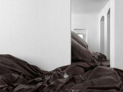 Anish Kapoor: The Death of Leviathan 2011-2013. Installation view: Martin-Gropius-Bau, 2013