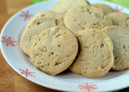 Soft Maple Spice Cookies | Baking Bites- these are wonderful!