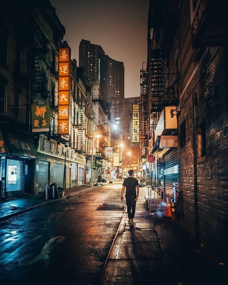Chinatown, Manhattan, NYC by Neon Demon - The Best Photos and Videos of New York City including the Statue of Liberty, Brooklyn Bridge, Central Park, Empire State Building, Chrysler Building and other popular New York places and attractions.