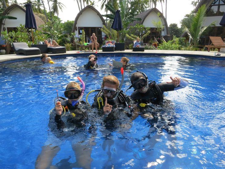 Diving Course in Gili Trawangan